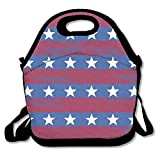 Piggy Insulated Lunch Bag Lunch Tote Bag Travel School Picnic Lunch Box