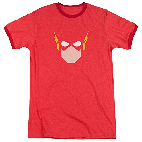 Justice League Flash Heather Ringer product image
