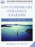 Contemporary Strategy Analysis, Robert M. Grant, 111994189X