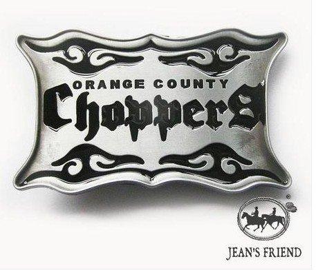 belt buckles men western cowboys cool vintage harley orange county choppers silver