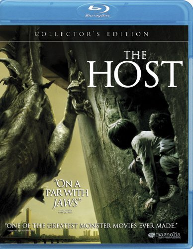 Blu-ray : The Host (Collector's Edition, Dubbed, , Widescreen)