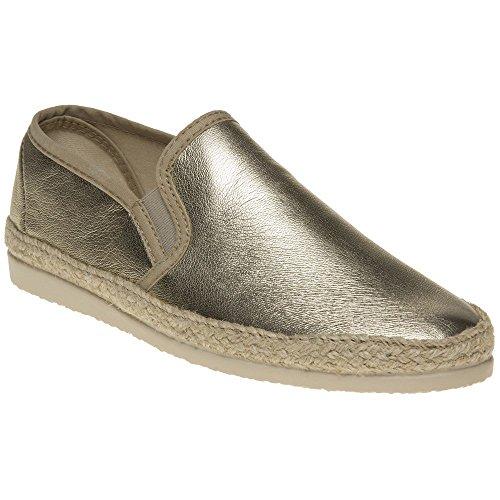 Sole Anouk Shoes Metallic Gold
