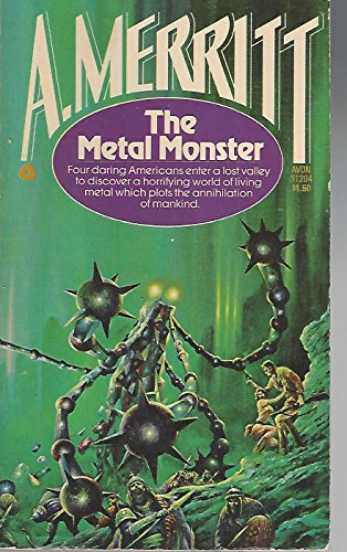 (The Metal Monster (Avon))