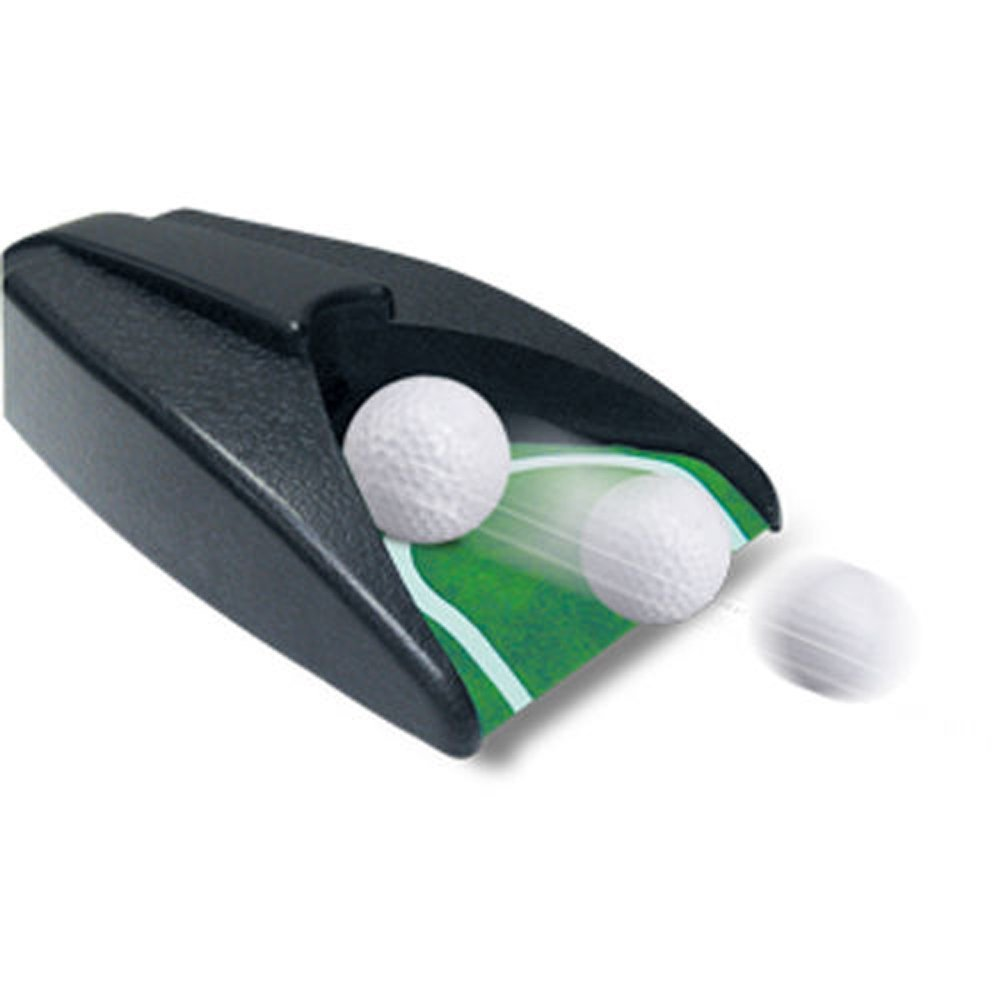 Fencia Golf Automatic Putting Cup, Golf Automatic Putting Cup Portable Ball Return Putting Practice Aid Golf Gifts,Golf Automatic Return Device Indoor Golf Putting Hole for Indoor Outdoor Yard Office