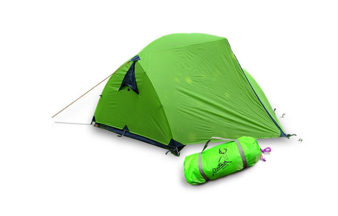 LDD STAR wasserdichtes atmungsaktives Safari-Zelt für 2 Personen, 3 Farben