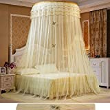 Princess Wind Dome,Mongolian Package Ceiling,Grounding Bed Net-E G