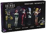 batman figure set - NJ Croce the New Batman Adventures Girls' Night Out Boxed Set Bendable Figure