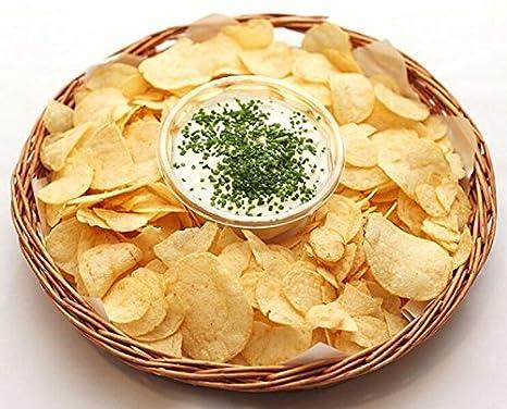 dersoning conjunto de chips de patatas asado el microondas ...