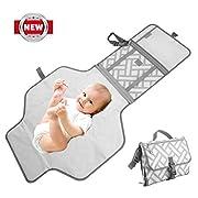 Diaper Changing Kit Travel Changing Mat Portable YOOSKE Baby Changing Station