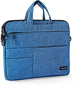 Star Nylon Blue Laptop Bags