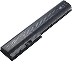 Bay Valley Parts 8 Cell 5200mAh Replacement Laptop Battery for HP Pavilion GA08 480385-001 516355-001 486766-001 464059-142 464059-141 KS525AA HSTNN-IB75 HSTNN-DB75 HSTNN-C50C HSTNN-OB75