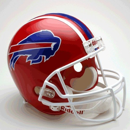 Riddell Buffalo Bills 1987-2001 Throwback Deluxe Replica Helmet