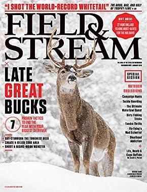 Field & Stream sentence