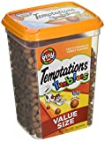 (US) Temptations Tumblers Treats for Cats, 14 oz., Tasty Chicken and Turkey