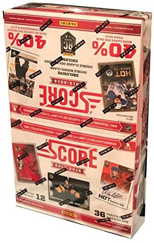 2013-14 Panini Score Hobby Box - Yakupov, Schultz, Huberdeau,Tarasenko