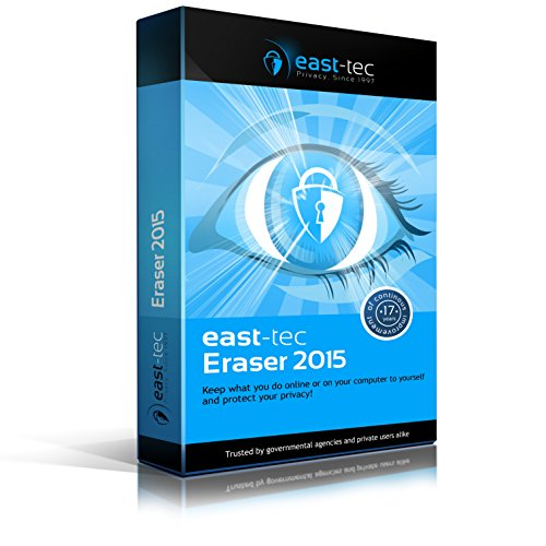 East Tec Eraser   Guard Against Identity Theft And Protect Your Privacy By Safely Cleaning And Erasing Sensitive Data Like Medical Records Or Financial Data From Your Computer  Windows Software