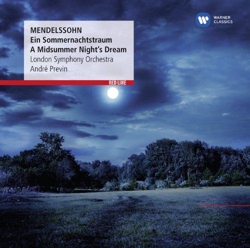 Midsummer Night Mendelssohn product image