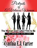img - for Portraits of A Virtuous Woman Life Applicable Study Guide book / textbook / text book