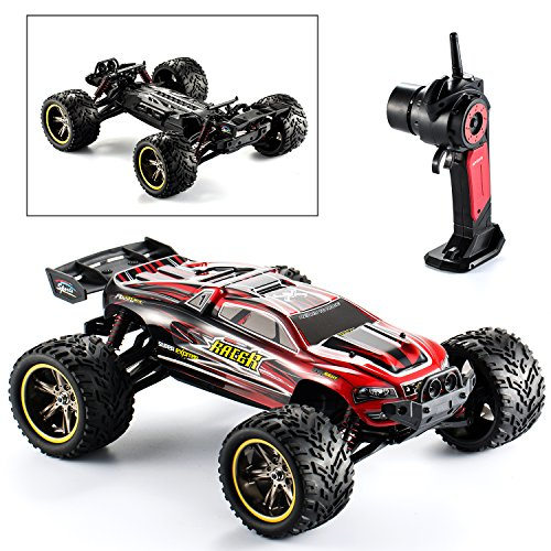 RC Cars, ABASK GPTOYS S912 LUCTAN 33+MPH 1/12 Scale Electric High Speed Remote Control Off Road Car Waterproof Electronics For Electric Monster Hobby Truck Lovers