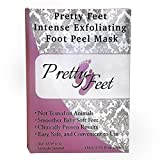 Pretty Feet Callus Remover Exfoliating Foot Peel Mask for Soft Smooth Feet