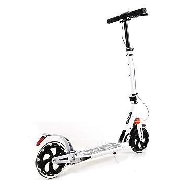 LQQGXL-Scooters Niños pateando Scooter Scooter Reforzado de ...