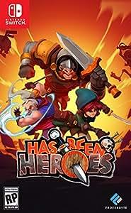 Has Been Heroes Nintendo Switch