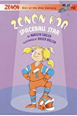 Zenon Kar: Spaceball Star (Zenon, Girl of 21st Century Book 2) Kindle Edition