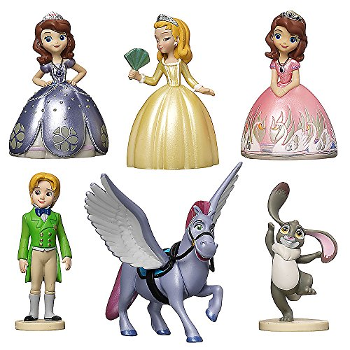 Disney Sofia the First Figure Play Set