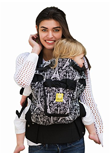 Why Should You Buy SIX-Position, 360° Ergonomic Baby & Child Carrier by LILLEbaby - The COMPLETE Or...