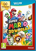 Super Mario 3D World - Selects (PAL Import), Wii U