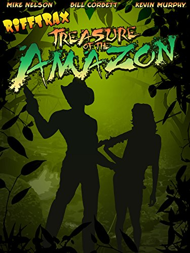 1 Madre Heart - RiffTrax: Treasure Of The Amazon