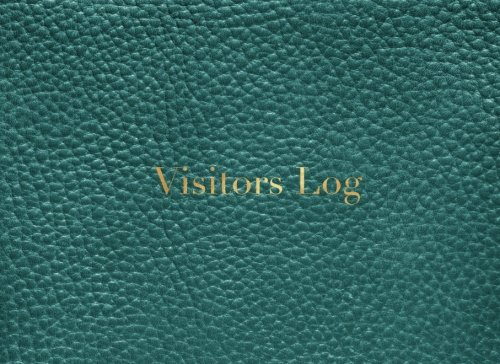 Visitor Log - 7