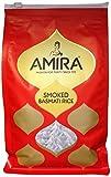 AMIRA Smoked Basmati Rice, 2 Pound by Amira