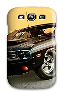 CATHERINE DOYLE's Shop Best 3024928K59698921 Snap-on Muscle Car Case Cover Skin Compatible With Galaxy S3