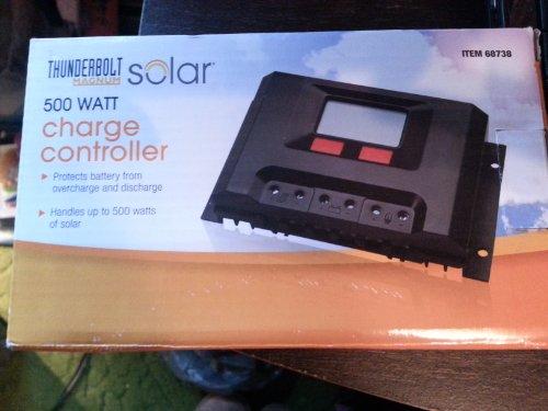 500 Watt Solar Charge Controller Buy Online In Uae