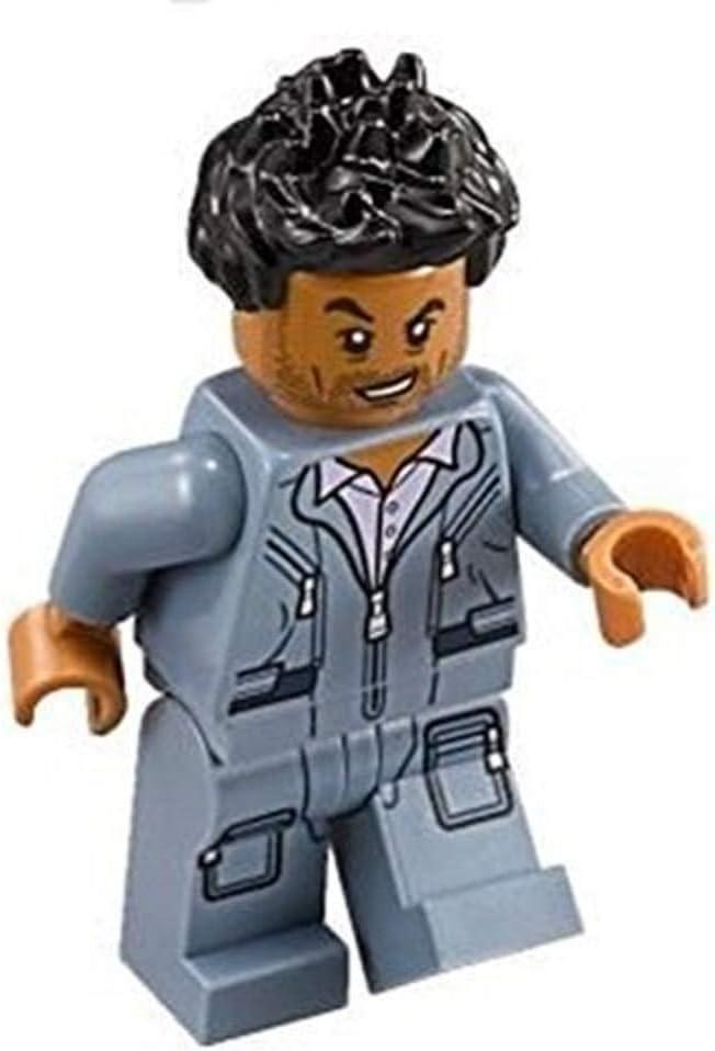 LEGO Jurassic World Simon Masrani Minifigure