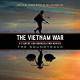 Image of The Vietnam War - A Film By Ken Burns & Lynn Novick - The Soundtrack [2 CD]