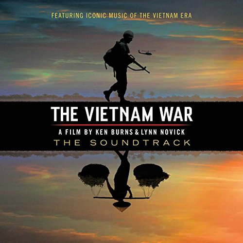 Music : The Vietnam War - A Film By Ken Burns & Lynn Novick - The Soundtrack [2 CD]