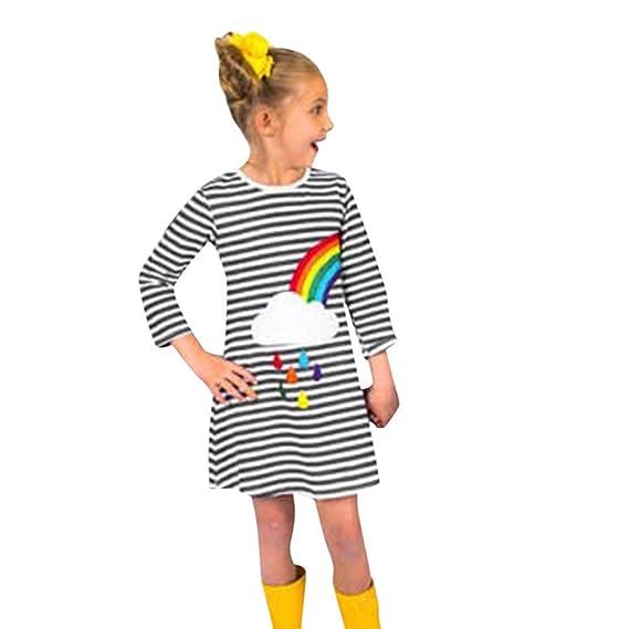 Vestido De NiñA De 3 AñOs para Boda,Vestido De NiñA Bebe para Boda,
