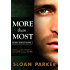 More Than Most (More Book 2) (More Series)