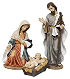 Hi-Line Gift Ltd 3 Pieces Set Nativity Figurine, 16'' Tall