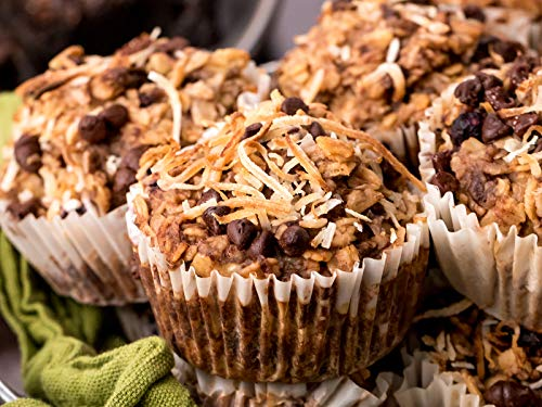 - Breakfast Oatmeal Cupcakes To Go