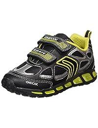 Geox Boys' Shuttle Boy Light Up Sneaker