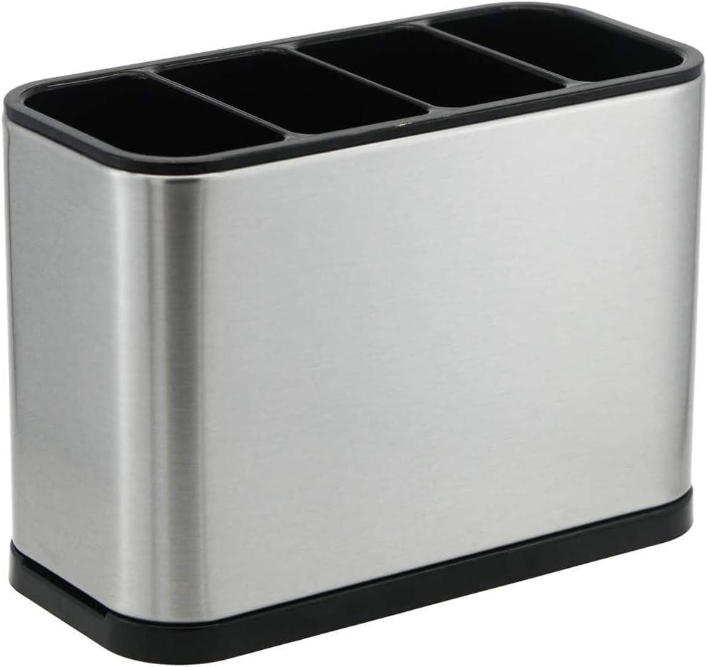 Fercisi Kitchen 4 Utensil Rack Mat Storage Stand Heat Resistant Spoon Spatula Holder Storage Racks