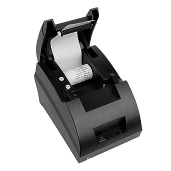 IOOkME-H 5890C impresora de recibos térmicos, puerto USB de ...