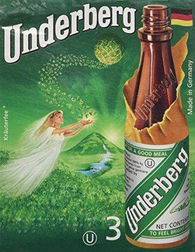 UNDERBERG Specialty Digestive 3Pk Liquor, 20 ML (Pack of 3)