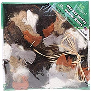 SONGBIRD ESSENTIALS SEWF91008 Nesting Material Wreath 84