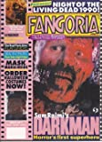 FANGORIA #96, September, Sept. 1990 (Darkman; Flatliners; Arachnophobia; Syngenor; Maniac Cop 2; Night of the Living Dead 1990; Robocop 2)