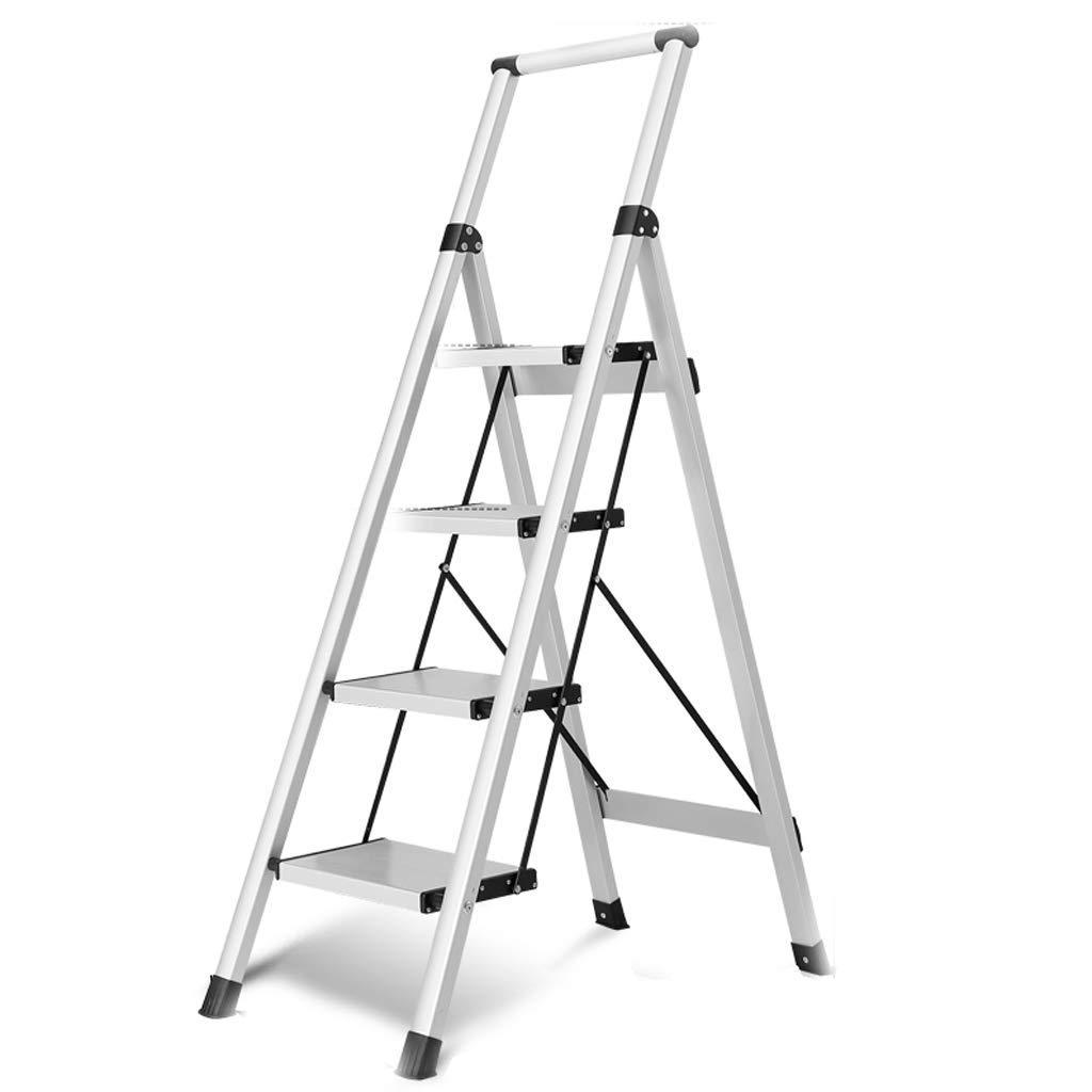 White White White 45x82x140cm Step Stools ZM&Ladder Stool Black And