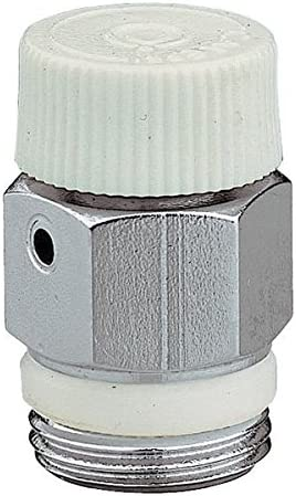 "Radiator Plug 1//2/"" BSP MANUAL RADIATOR AIR VENT BLEED PLUG VALVE"